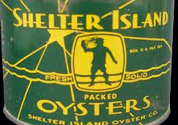 Historic Peconic Bay Oyster Can